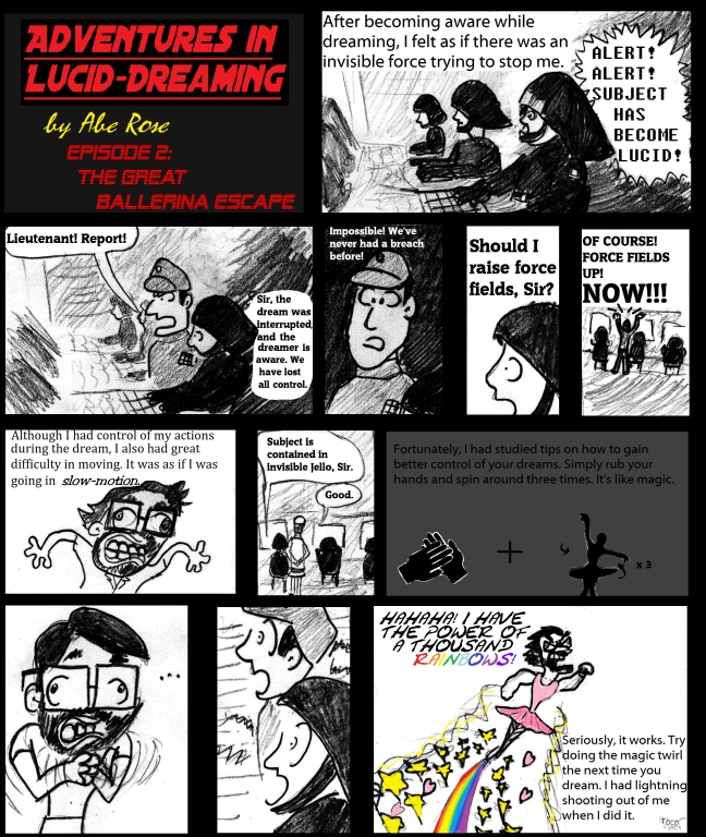 Adventures in Lucid Dreaming2